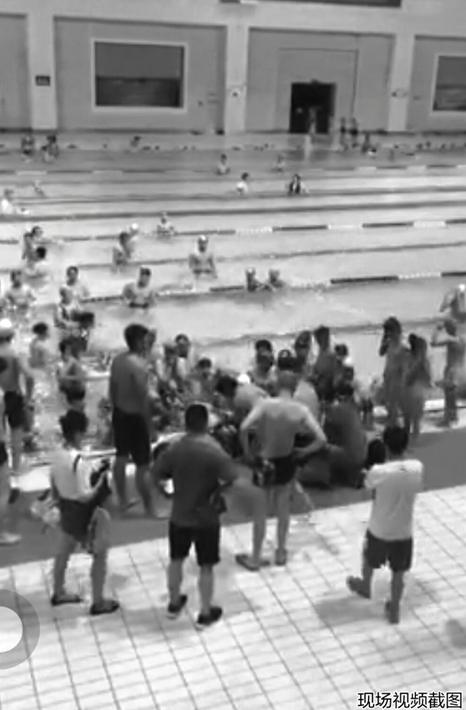 合肥一名8岁教程游泳馆内女孩溺水抢救无效死不慎微v教程图片