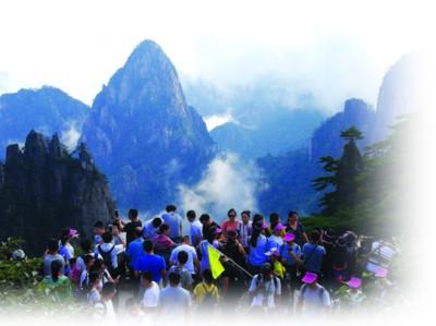 从黄山风景区到西递宏村,从太平湖到齐云山……每条旅游线路都是独一