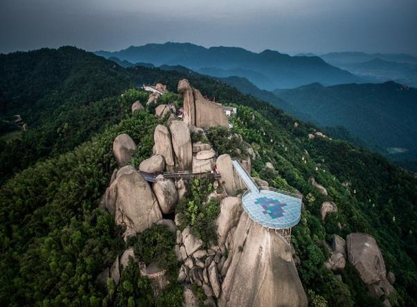 安庆巨石山风景区旅游摄影大赛启动