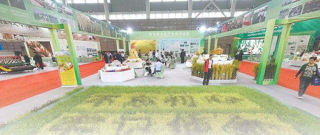 农交会:助力农业产业化转型升级