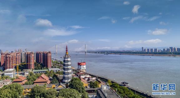 安庆:守护美丽长江 绘就生态画卷
