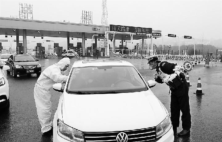 安徽省高速公路和普通公路实行全面检测