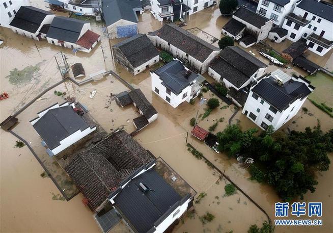 外洪内涝来袭 安徽防汛应急响应提升至Ⅲ级