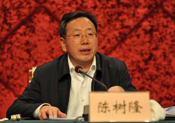 原安徽省委常委,常务副省长陈树隆因涉嫌严重违纪 - cheunglein - cheunglein 的博客