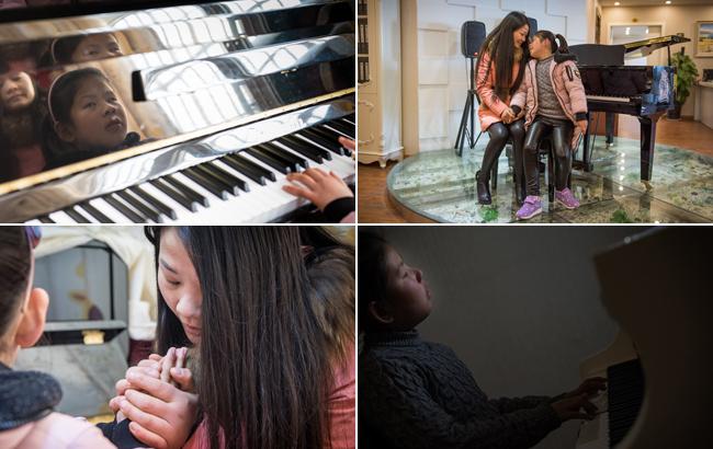 【图片故事】音乐的爱,点亮希望的光