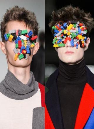 臉罩創意創新高 配飾也能再利用?!