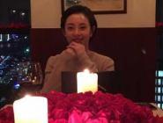 孫儷鄧超結婚周年享浪漫燭光晚餐