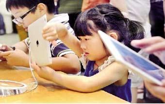 """告別網癮,寒假讓""""iPad保姆""""下崗"""