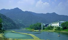 秋浦河的清晨