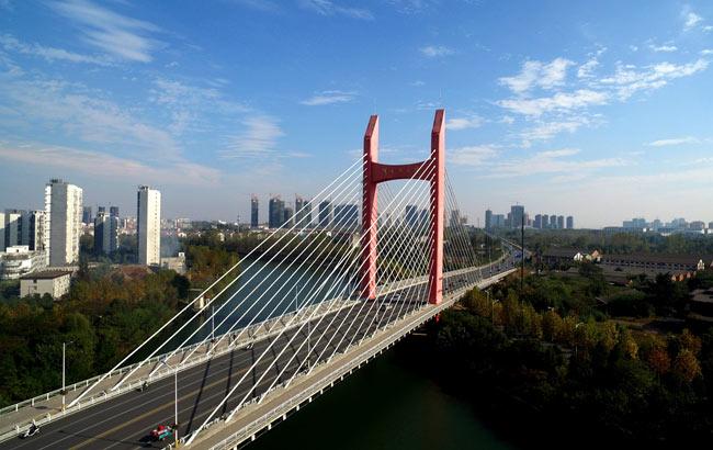 新華網安徽航拍:飛入生態皖西 俯瞰魅力六安