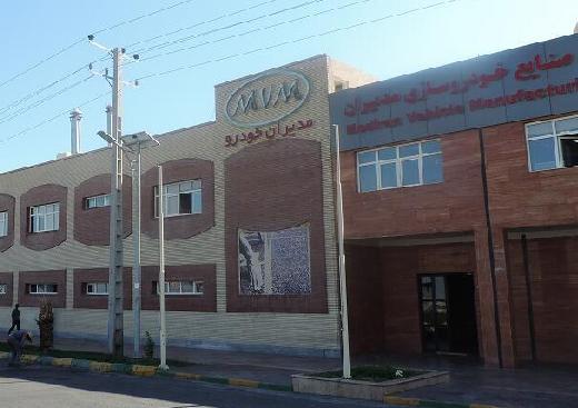 奇瑞汽車擴建伊朗工業園 新增10萬輛整車産能