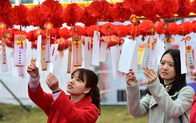 合肥市大圩鎮舉辦多彩活動慶祝元宵佳節