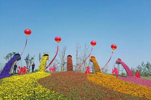 滁州花博园正式开园