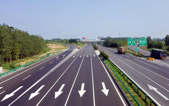 安徽首條雙向10車道高速亮相合肥繞城高速