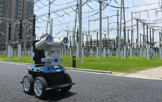智能機器人巡檢設備保供電