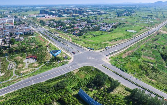 圖説安徽省首條智慧公路