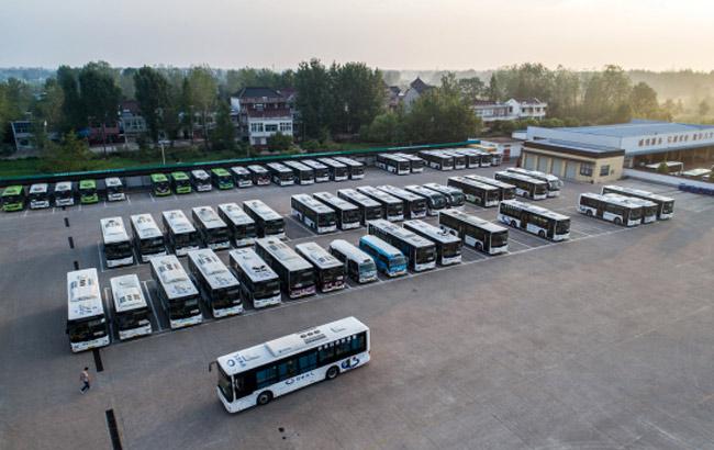 舒城公交:上車一塊錢,覆蓋全鄉鎮