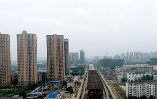 合肥阜阳北路二标9月23日开始封闭施工