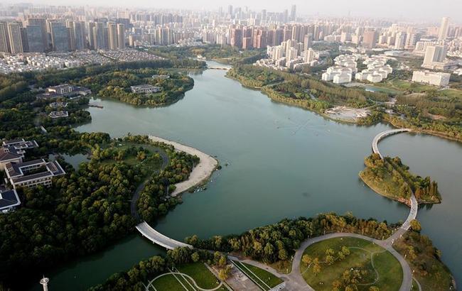 瞰中部城市发展——合肥