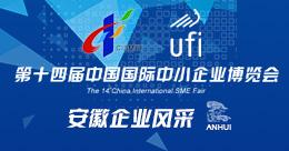 第十四届中博会安徽企业风采