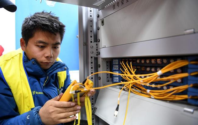 淮北:信号调试为运营做准备