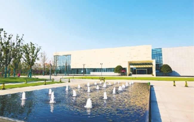 安徽/华夏幸福打造创新产业集群助力美好安徽建设