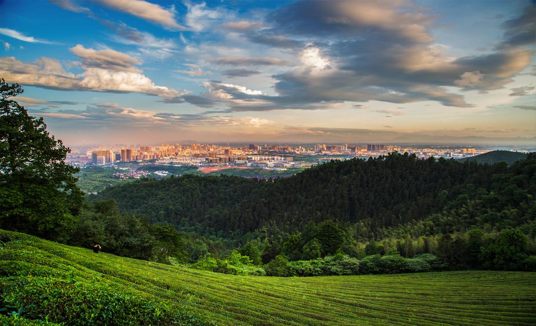 森林(lin)城市(shi)——宣(xuan)城