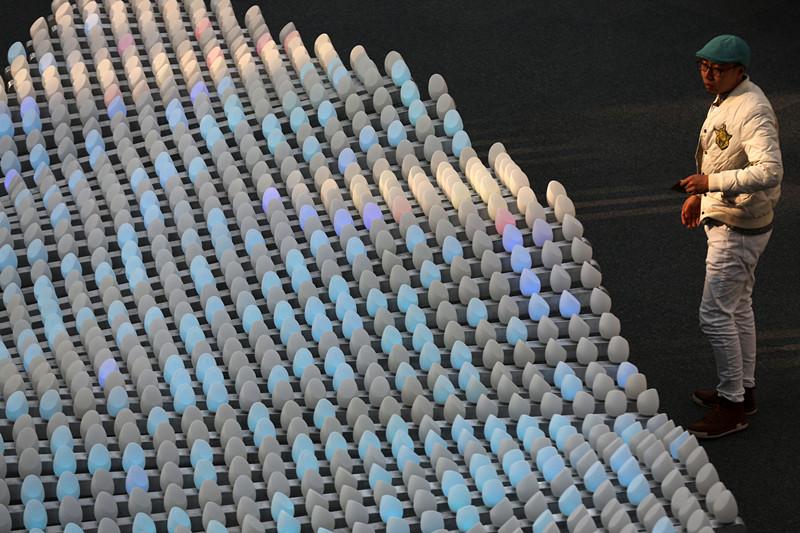 国际新媒体艺术展 展现新兴科技之美