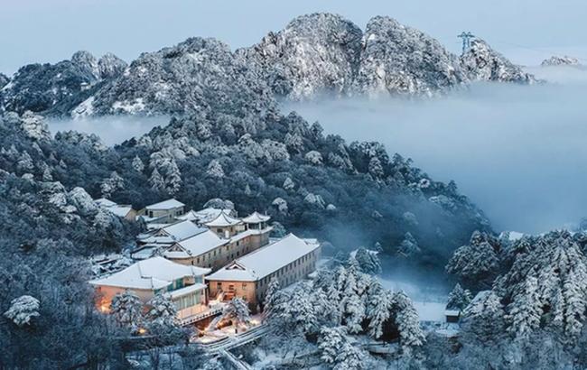 冬游安徽 别样风景