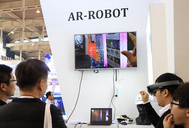 AR為制造業帶來了新的能量。