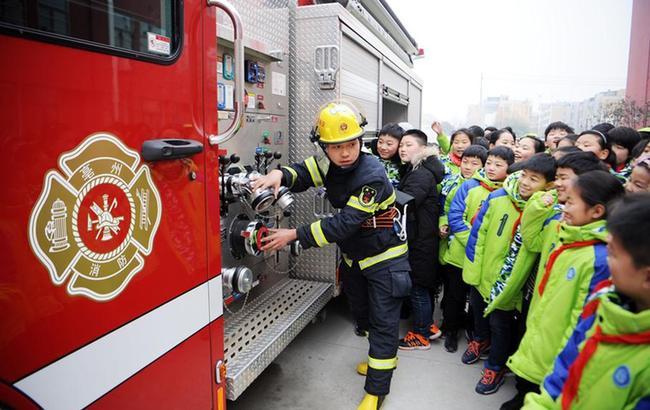 消防安全進校園
