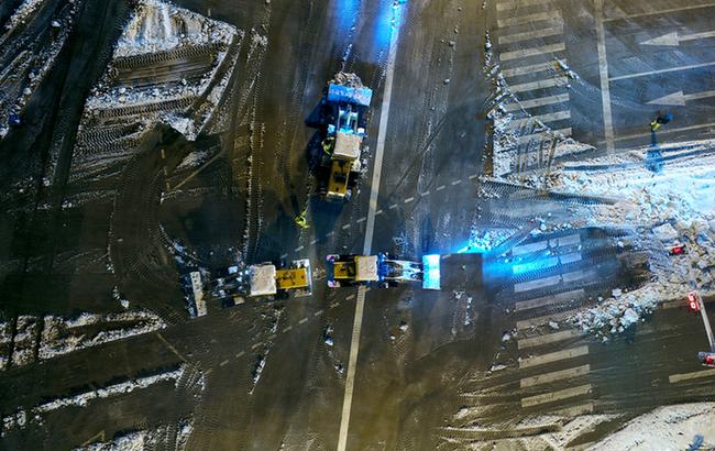 全椒:夜戰,打贏暴雪攻堅戰
