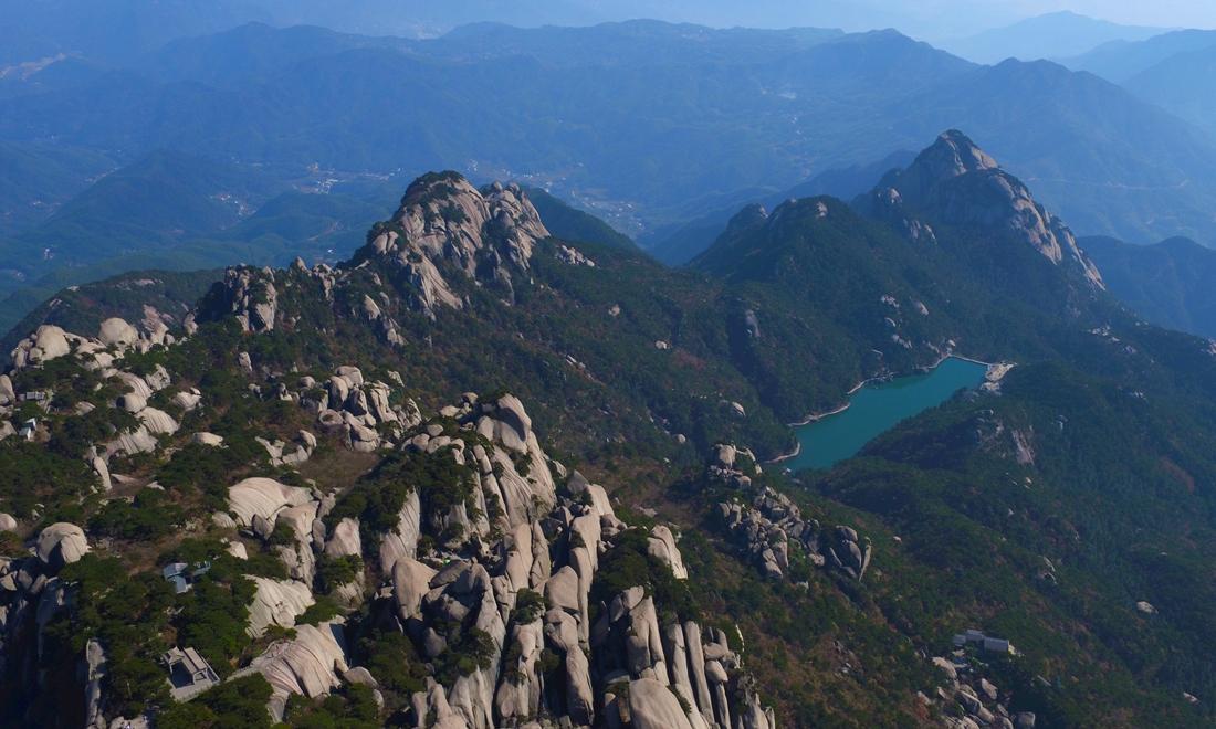 天柱(zhu)山(shan)