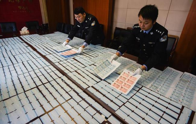 南京鐵路公安破獲一起特大制售春運假票案件