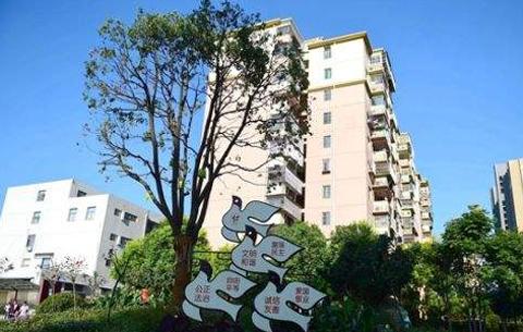 合肥蜀山區今年改造24個老舊小區