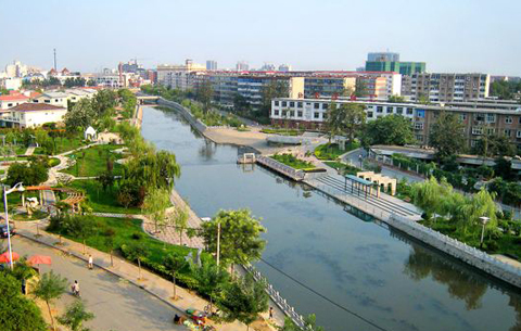 安徽省將加快海綿城市建設