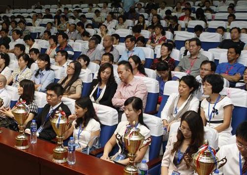 全國普通高校競賽安徽省排名位居前列