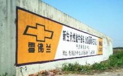 從化肥農藥到汽車房子 看,村裏的刷墻廣告在變