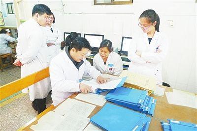 安徽超6成醫藥類畢業生選擇基層醫院