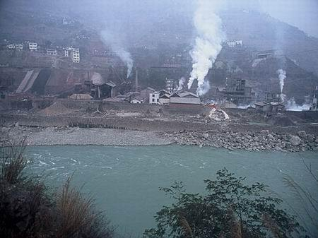 长江生态不容破坏 池州展开12项环境大排查大整治行动