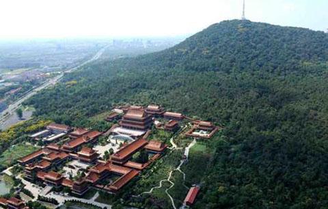 """大蜀山国家森林公园将打造""""升级版"""""""
