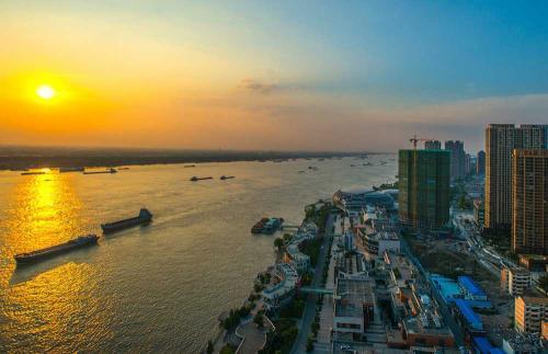 芜湖快速响应 对沿江区域开展地毯式排查