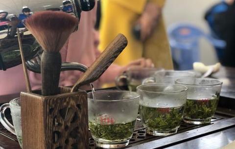 庐江茶文化旅游节将于4月中旬举行