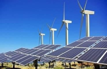 """安徽跻身光伏和风电发展""""双绿色""""地区"""