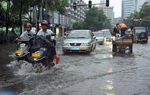 20日夜间出现强降雨 安徽平均气温将下降4-6℃
