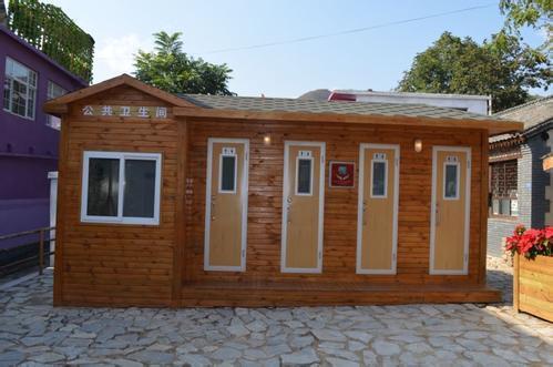 今年合肥再添48個旅遊廁所
