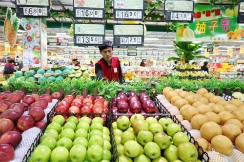 首季安徽省居民消費品零售總額增長11.6%