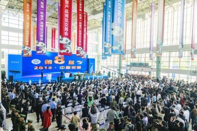 第八届中国(芜湖)科博会开幕