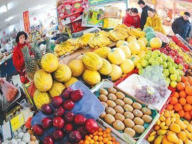 """安徽一季度物價走勢起伏較大 """"緩漲""""成為主基調"""