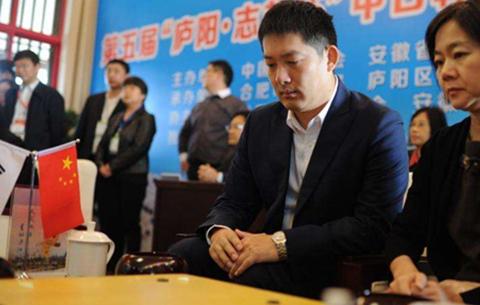 中日韓三國圍棋名人混雙賽5月3日開幕